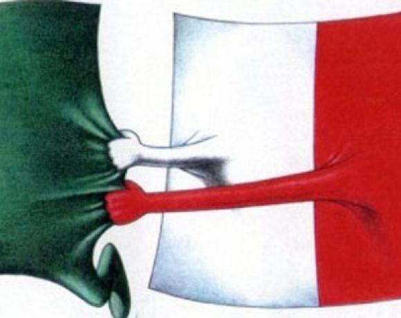 Italia razzismo al sud