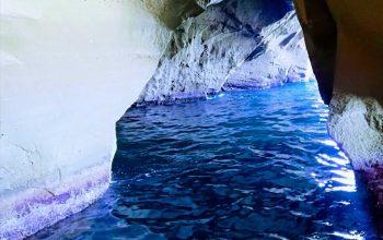 Grotte al mare