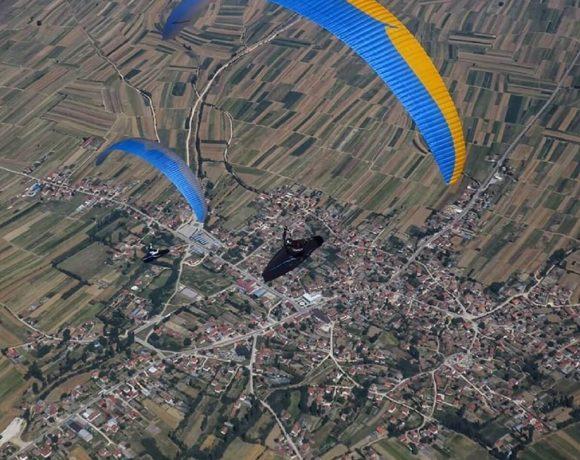 Parapendio Italia