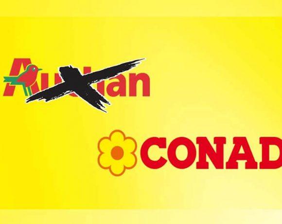 Conad-Auchan: trasferiti i primi negozi, ma i sindacati sono preoccupati