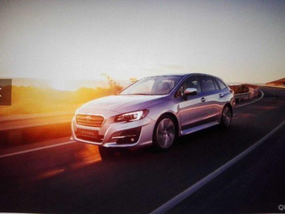 Nuova Subaru Levorg: ecco la nuova edizione