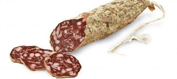 Allerta salame di cervo prodotto in Italia: presenza di corpi estranei