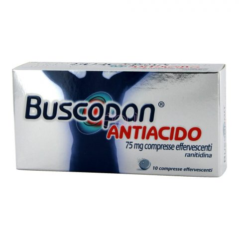 Allerta cancro farmaci a base di ranitina, tra questi c'è il Buscopan