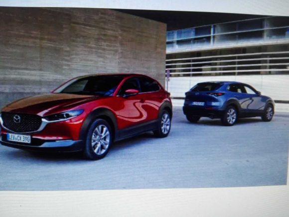 Nuovo Mazda CX-30, il nuovo Suv arriva in Italia