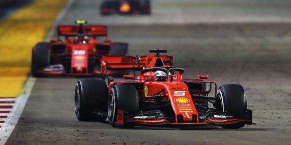 Formula 1: Vettel avverte i rivali che la Ferrari può andare ancora più veloce