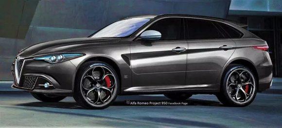 Nuova Alfa Romeo E-Suv: il Biscione allarga la sua gamma?