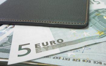Banconote da cinque euro