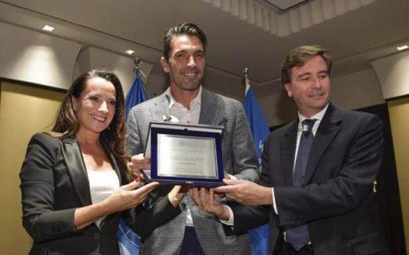 Buffon, ambasciatore ONU: primo calciatore della Storia