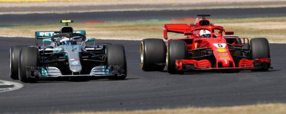 Formula 1: Mercedes magistrale in Messico ma ancora un fallimento della Ferrari