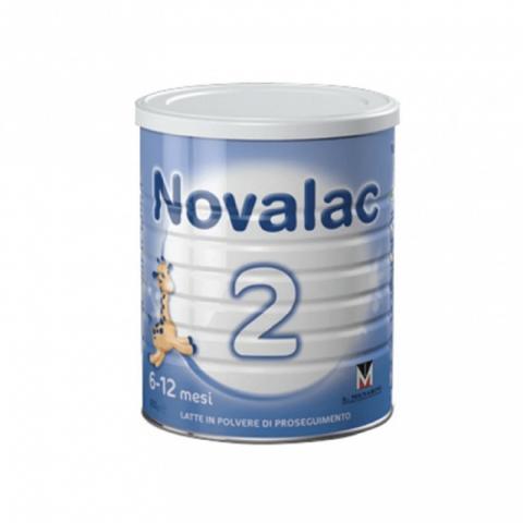 Ritirato dalla vendita latte in polvere per neonati Novalac 2: ecco i lotti