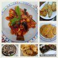 Menù l'orto in tavola: antipasto, primo, secondo, sfizio e dolce
