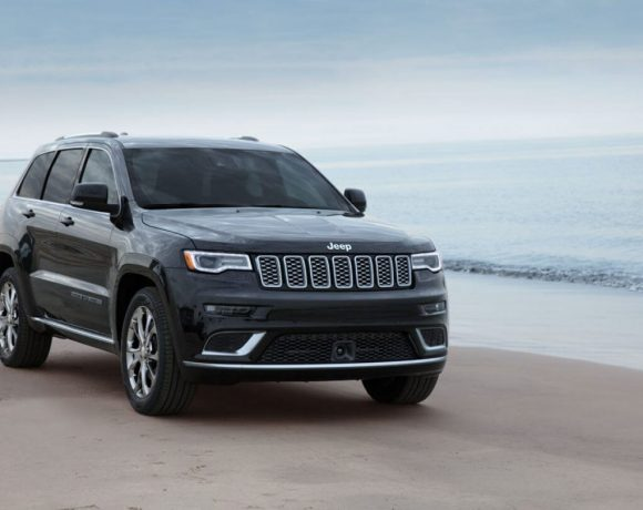 Nuova Jeep Grand Cherokee