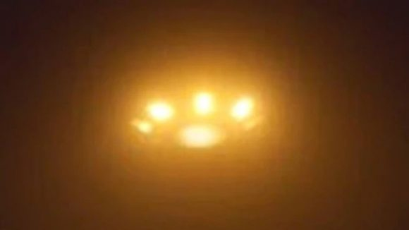 UFO: clamoroso avvistamento a Sondrio, ecco il video