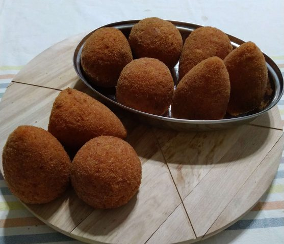 Arancini di riso, ricetta golosa e originale della tradizione siciliana