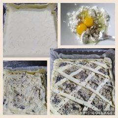 crostata rustica preparazione