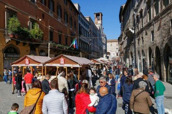 Fiera dei Morti 2019 a Perugia, 5 giorni di puro shopping per tutti