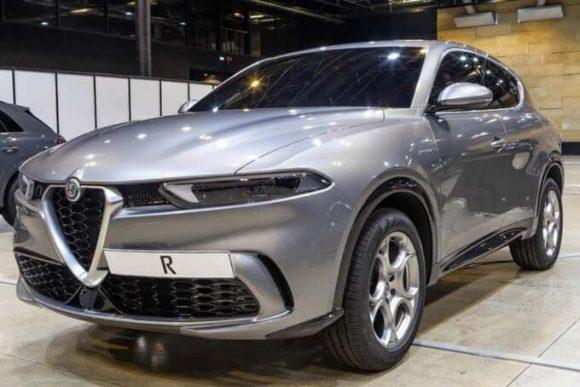 Alfa Romeo Tonale: le immagini rubate non erano del modello di produzione