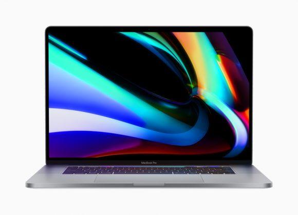 Apple, Mac book Pro da 16 pollici in arrivo