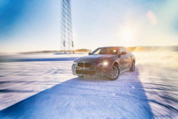 BMW i4: ecco come si prepara la casa bavarese alla sua produzione