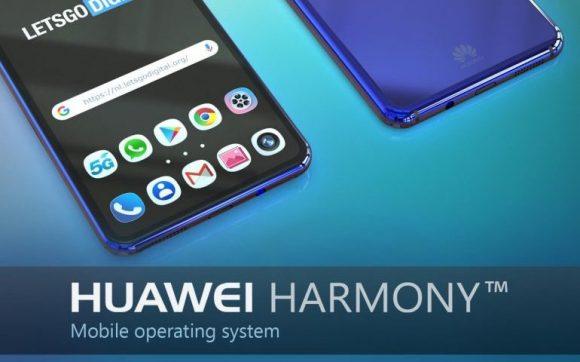 Huawei, Harmony OS: nuovi dettagli