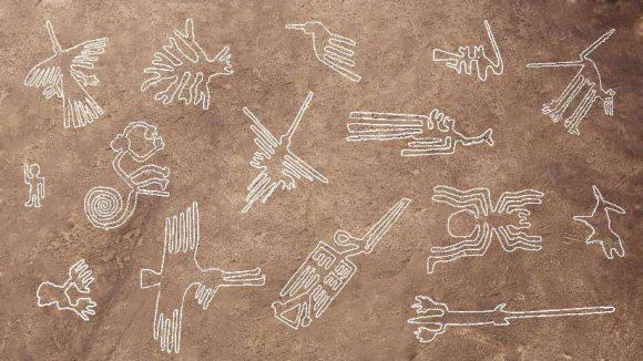 Più di 140 nuove linee di Nazca sono state scoperte nel deserto peruviano