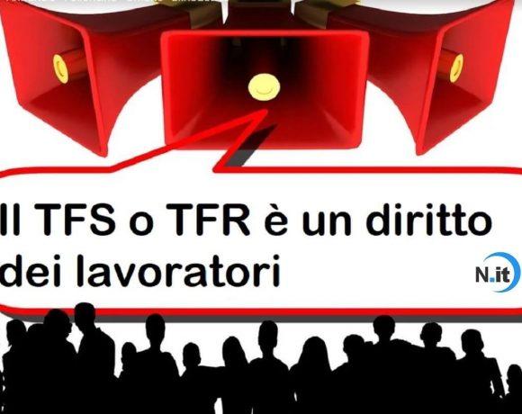 TFR e TFS un diritto