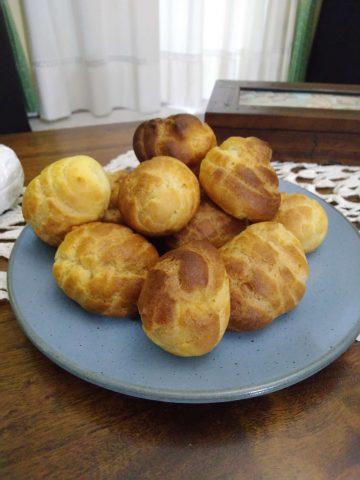 Pasta choux per bignè, zeppole e paris-brest, ricetta base