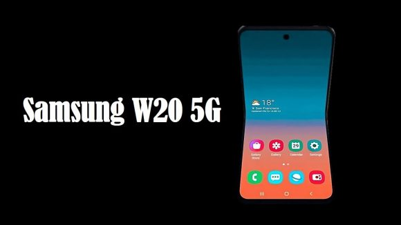 Samsung W20: arriva il 5G per il Galaxy fold