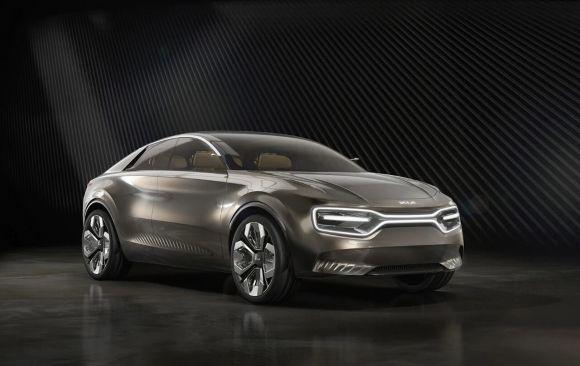 Kia Imagine Concept entrerà in produzione nel 2021