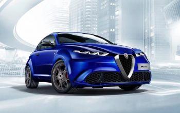 Nuova Alfa Romeo MiTo