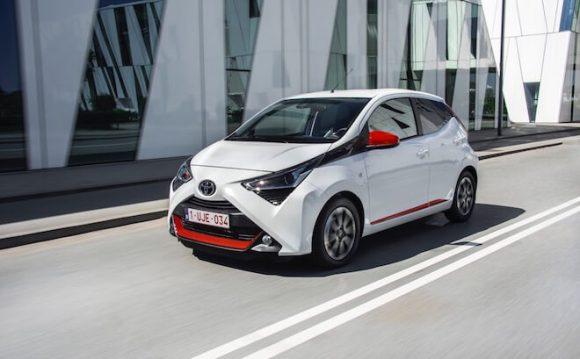 Nuova Toyota Aygo: sarà progettata e costruita in Europa
