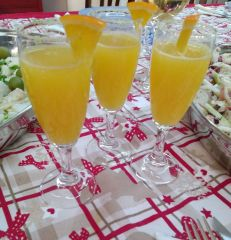 aperitivo arancia e lime