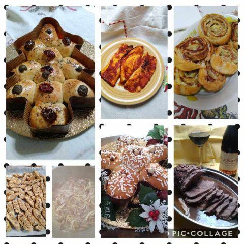 Menù: Pranzo di Natale ricette di antipasto, primo, secondo, contorno e dolce