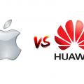 Huawei supera Apple con gli smartphone nel 2019