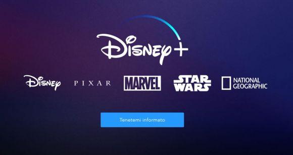 Disney+ uscita in Italia con data ufficiale