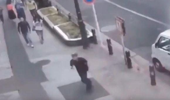 Telecamera di sicurezza registra un evento misterioso che ha spaventato migliaia di utenti
