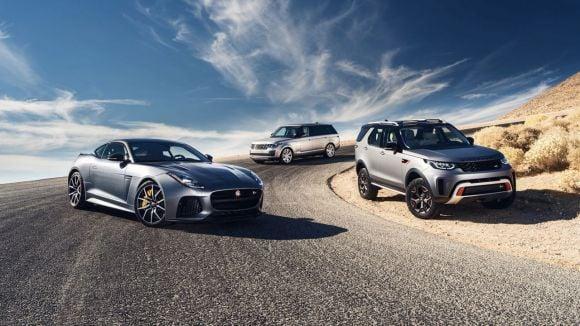 Coronavirus: la produzione di Jaguar Land Rover è a rischio
