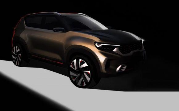 Kia: un nuovo concept SUV compatto sarà svelato a breve