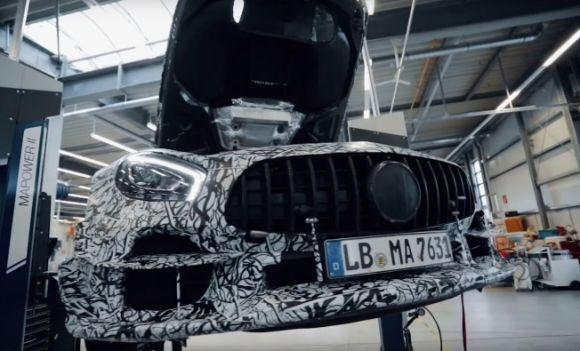 Mercedes-AMG GT Black Series: il debutto nel 2020