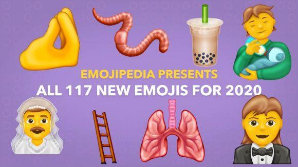 Emoji nuove nel 2020: oltre 100 in arrivo