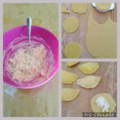 preparazione panzerotti