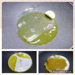 preparazione sughetto mimosa