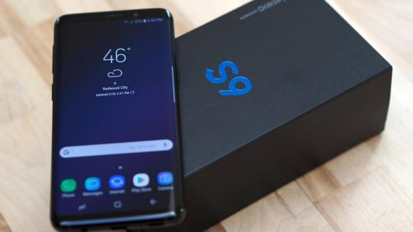 Android 10 disponibile per Samsung Galaxy S9