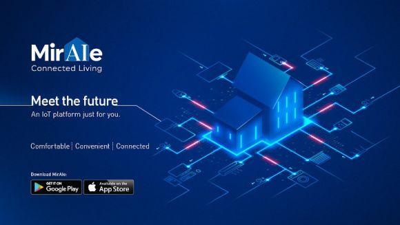 Panasonic lancia il sistema smart MirAle