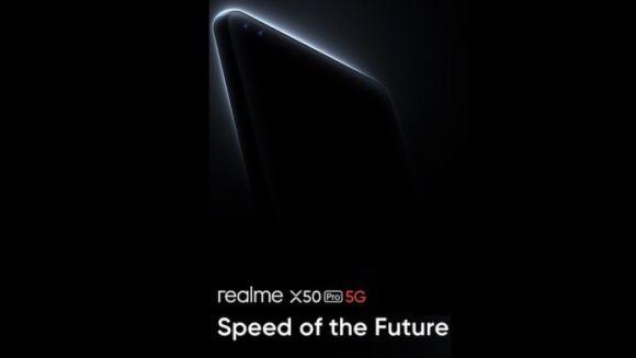 Realme X50 Pro 5G: sarà annunciato a fine mese