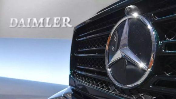 Daimler interrompe gran parte della produzione Mercedes in Europa