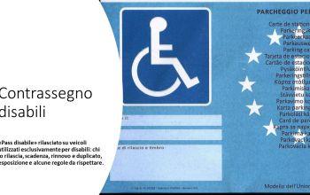 Contrassegno disabile