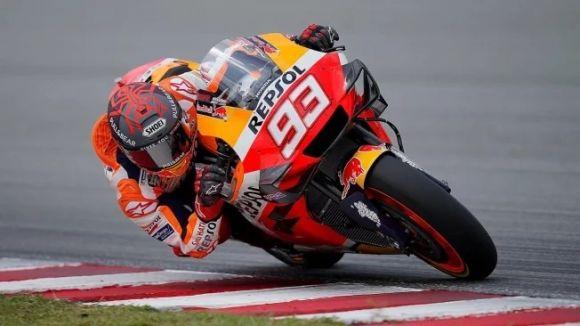 MotoGP: Marc Marquez è più preoccupato per la Honda che per se stesso