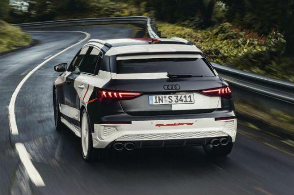 Nuova Audi A3: ecco quando debutterà