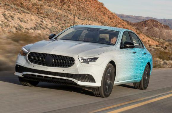 Nuova Mercedes-Benz Classe E: ecco le ultime novità